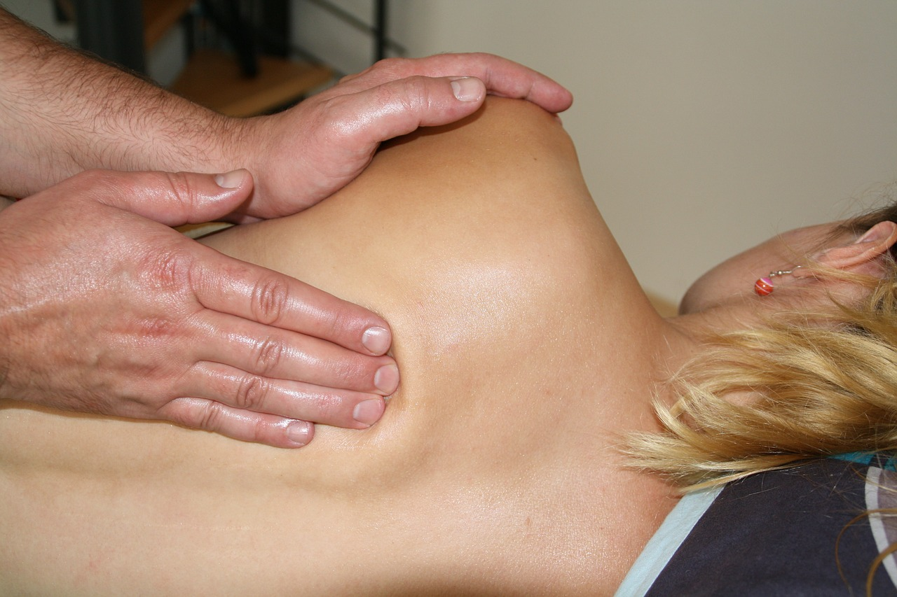 huille de massage